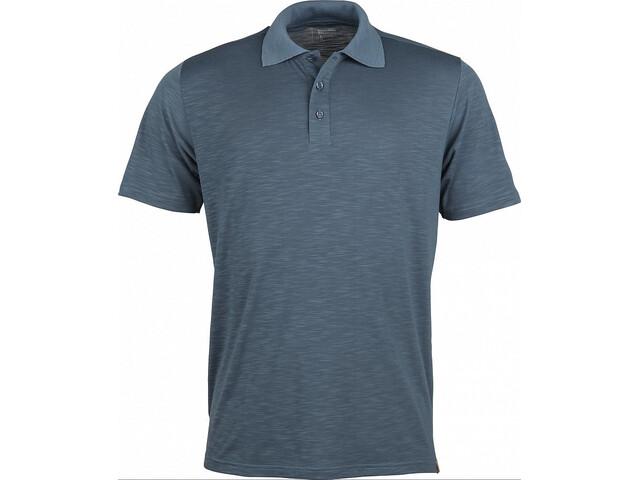 High Colorado Boston Poloshirt Heren, orion blue